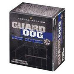 FEDERAL GUARD DOG PD SHELL 40_SW