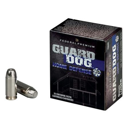 FEDERAL GUARD DOG PD SHELL