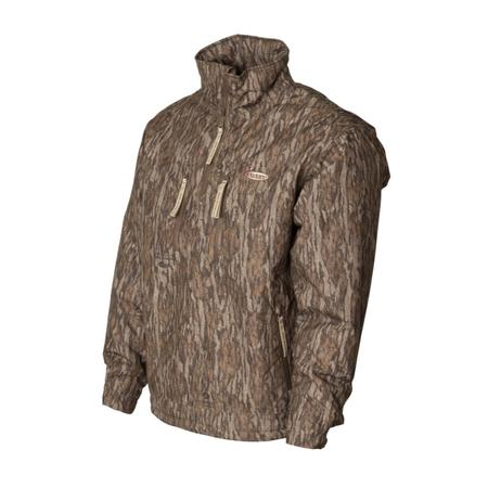 AVERY 1/4 ZIP INSULATED PULLOVER