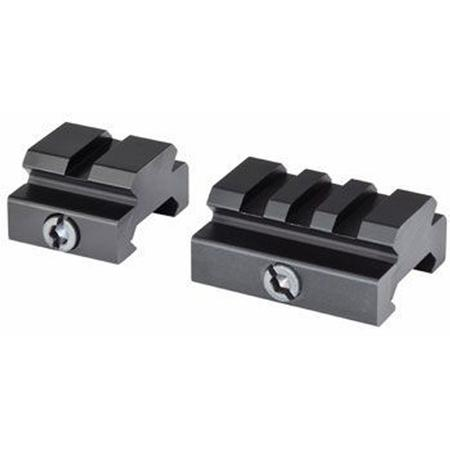 WEAVER TACTICAL RAIL MOUNTS