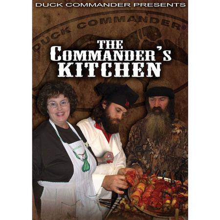 DUCKMEN THE COMMANDER`S KITCHEN