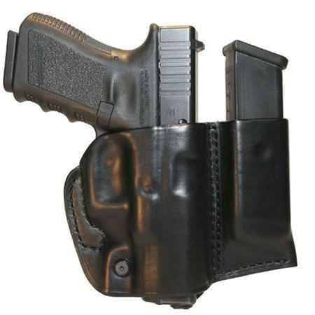 BLACKHAWK LEATHER SLIDE HOLSTER