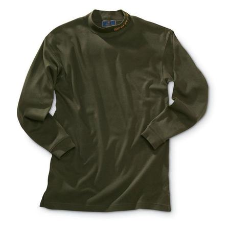 BERETTA L/S MOCK TURTLENECK