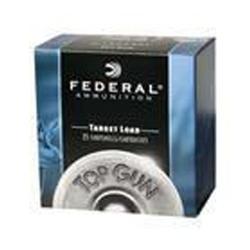FED 12 GA. TOP GUN USA LOAD RED/WH/BLUE