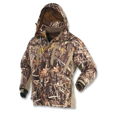 BROWNING DIRTY BIRD 4-IN1 PARKA