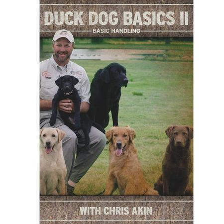 CHRIS AKINS DUCK DOG BASIC 2