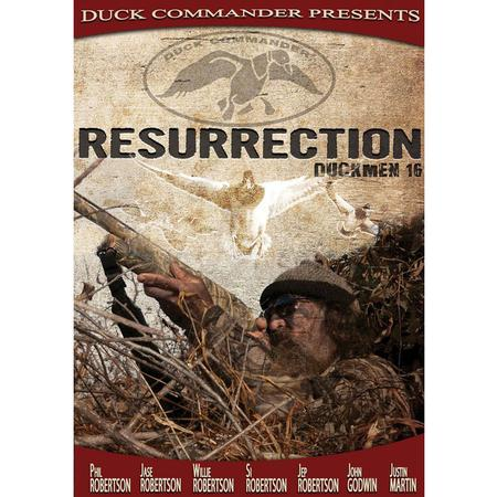 DUCKMEN 16 RESURRECTION
