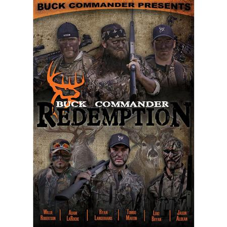 BUCK COMMANDER 5 REDEMPTION DVD