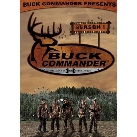 BUCK COMMANDER SEASON 1 DVD