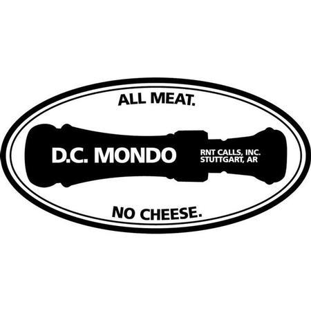 RNT MONDO DECAL