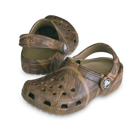 CROCS CLASSIC REALTREE SHOES