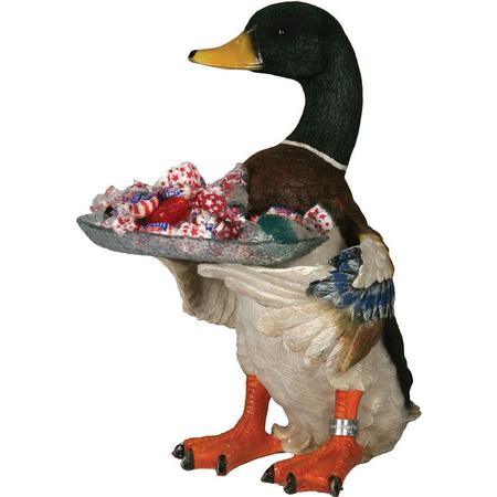 RIVER`S EDGE DUCK CANDY DISH