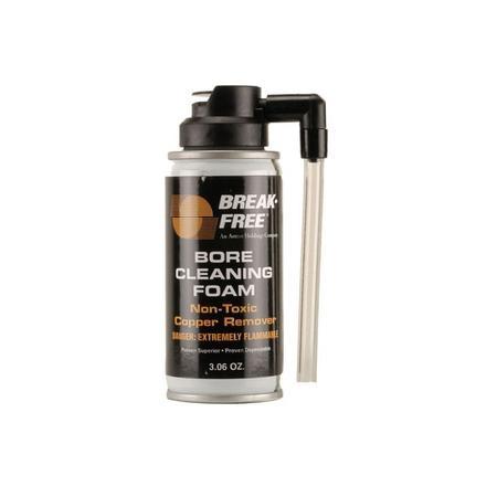 BREAK-FREE BORE CLEANING FOAM