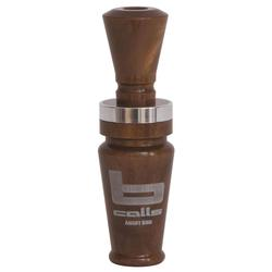 BANDED ANGRY BIRD DUCK CALL CARAMEL