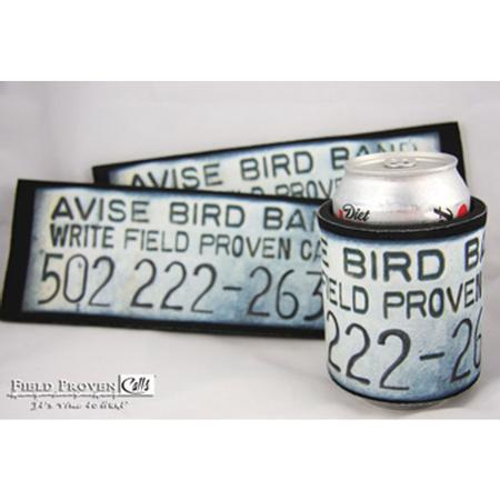 FIELD PROVEN DUCK BAND KOOZIE