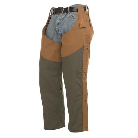 BROWNING CANVAS UPLAND CHAPS
