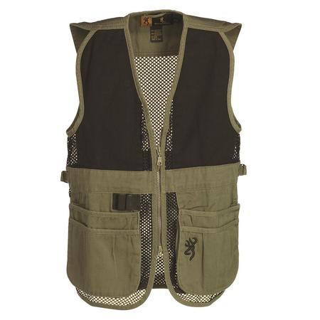 BROWNING JR. MESH SHOOTING VEST