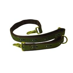DRAKE GUN DOG HANDLER`S LEASH BROWN
