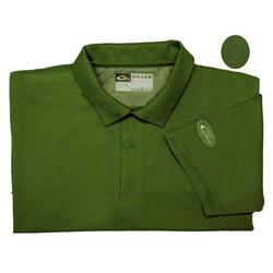 DRAKE VENTED PERFORMANCE POLO EVERGREEN