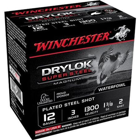 WIN. DRYLOCK 12GA. 3IN.