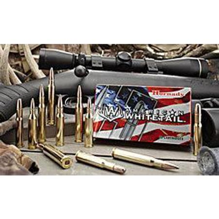 HORNADY AMERICAN WHITETAIL INTE