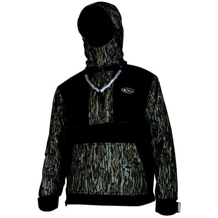 DRAKE MST SHOOTERS 1/4 ZIP HS
