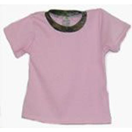 BONNIE`S GIRLS S/S PINK T-SHIRT