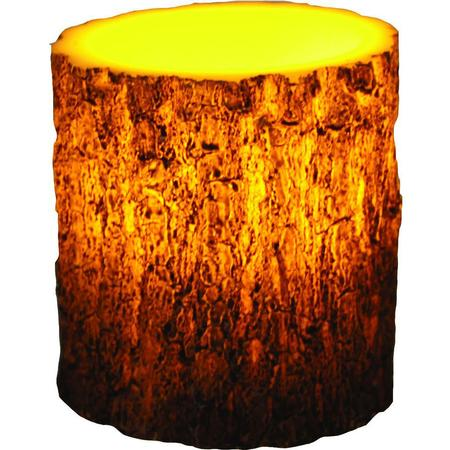 RIVER`S EDGE TREE BARK CANDLE