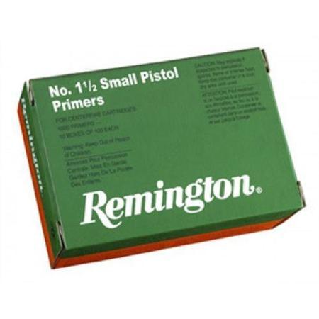 REMINGTON CENTERFIRE PRIMERS