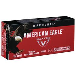 FED AMERICAN EAGLE RIFLE AMMO 224_VALKYRIE