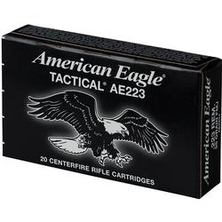 FED AMERICAN EAGLE RIFLE AMMO 5.72X28