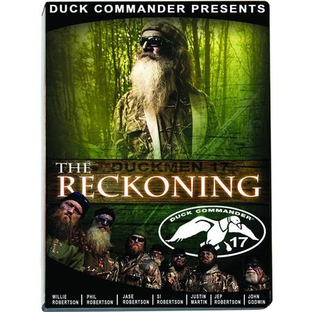 DUCKMEN 17 THE RECKONING
