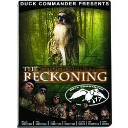 DUCKMEN 17 THE RECKONING DVD