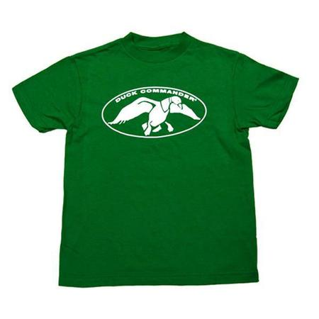 DUCK COMMANDER YOUTH LOGO T-SC