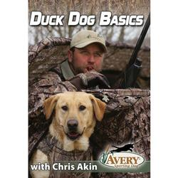 CHRIS AKINS DUCK DOG BASIC DVD DVD