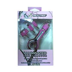 AES MULTI-TIP CAR CHARGER PINK_CAMO