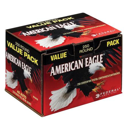FED AMERICAN EAGLE AMMO TMJ