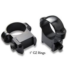 BURRIS C-Z CUSTOM STEEL RINGS BLACK_LONGA