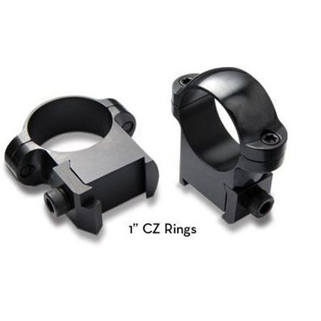 BURRIS C-Z CUSTOM STEEL RINGS