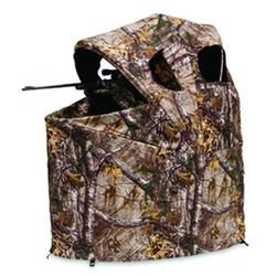 AMERISTEP TENT CHAIR BLIND REALTREE_AP_XTRA