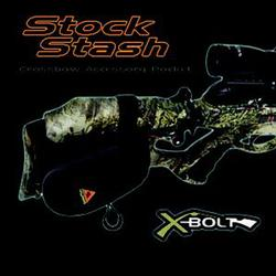 GAMEPLAN XBOLT STOCK STASH BLACK
