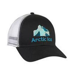 ARTIC ICE MESH CAP BLACK