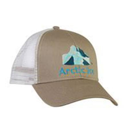 ARTIC ICE MESH CAP