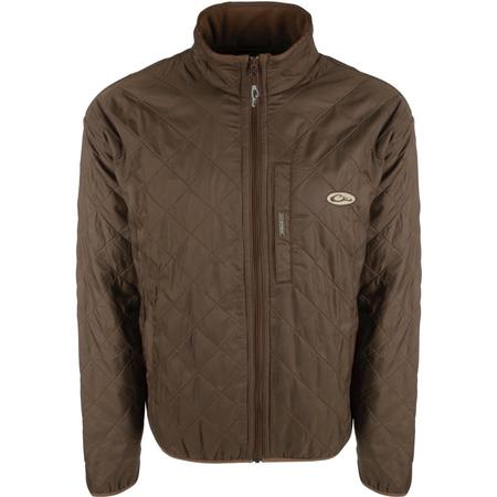 DRAKE DELTA FLEECE LINED JACKET