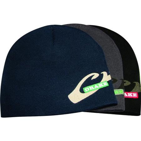 DRAKE SOLID KNIT STOCKING CAP