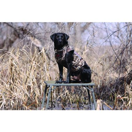 BANDED HYBRID SLOUGH DOG STAND