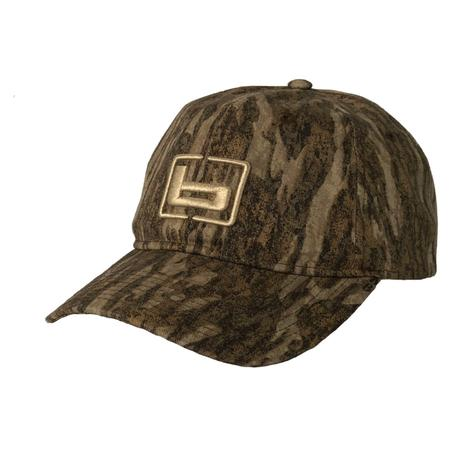 BANDED HUNTING CAP