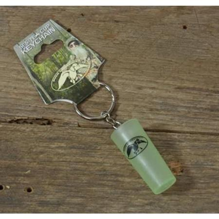 DUCK COMMANDER SI CUP KEYCHAIN