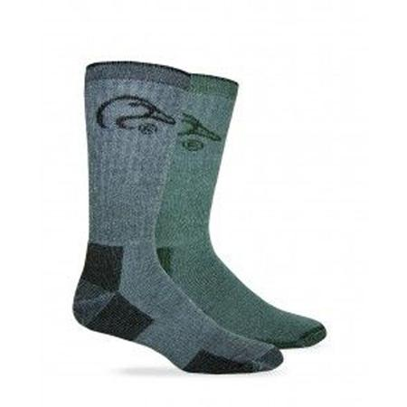 DUCKS UNLIMITED WOOL SOCKS