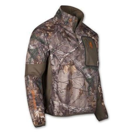 BROWNING HC ULTRA-LITE 1/4 ZIP